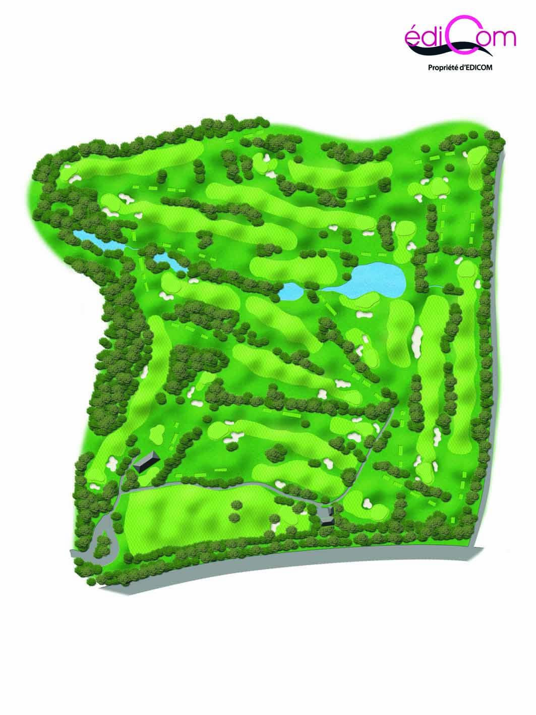 Golf Bluegreen Nantes-Erdre