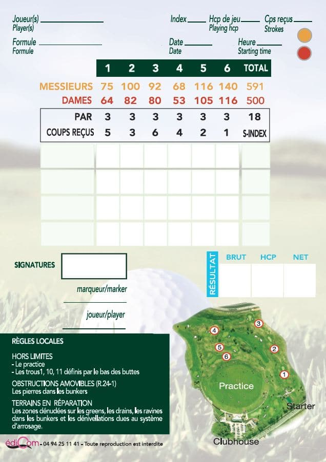 Golf Lyon Pitch and Putt