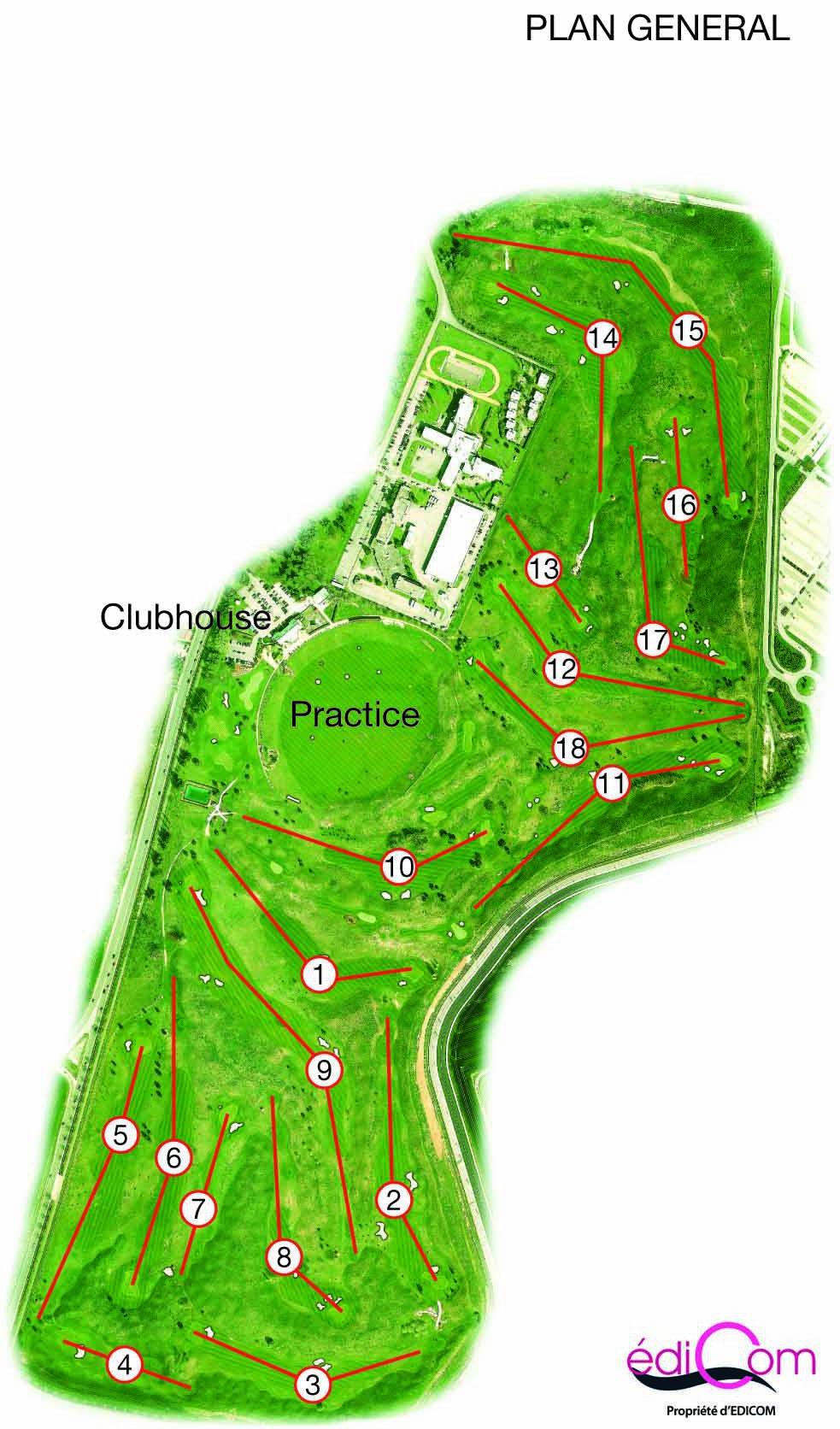 Golf Lyon