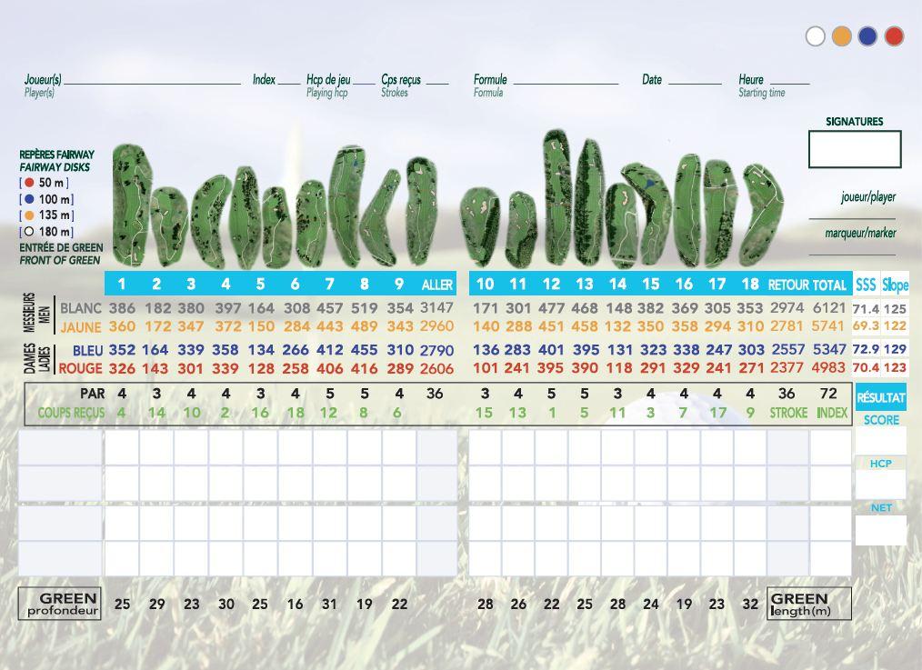 Golf Bluegreen Saint-Quentin-en-Yvelines