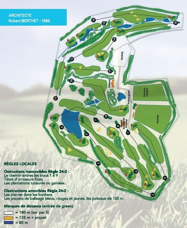 Golf Bluegreen Mazières-en-Gâtine