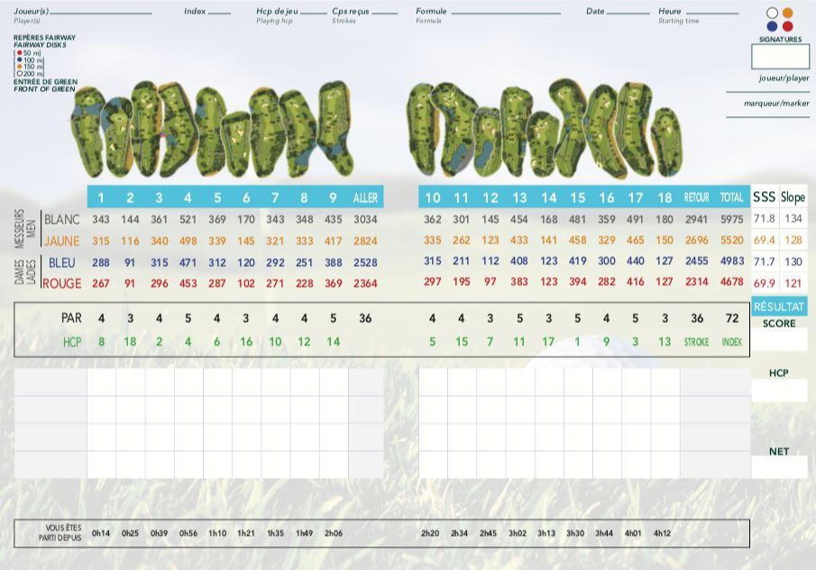 Golf Bluegreen du Pays de Saint Gilles Croix de Vie