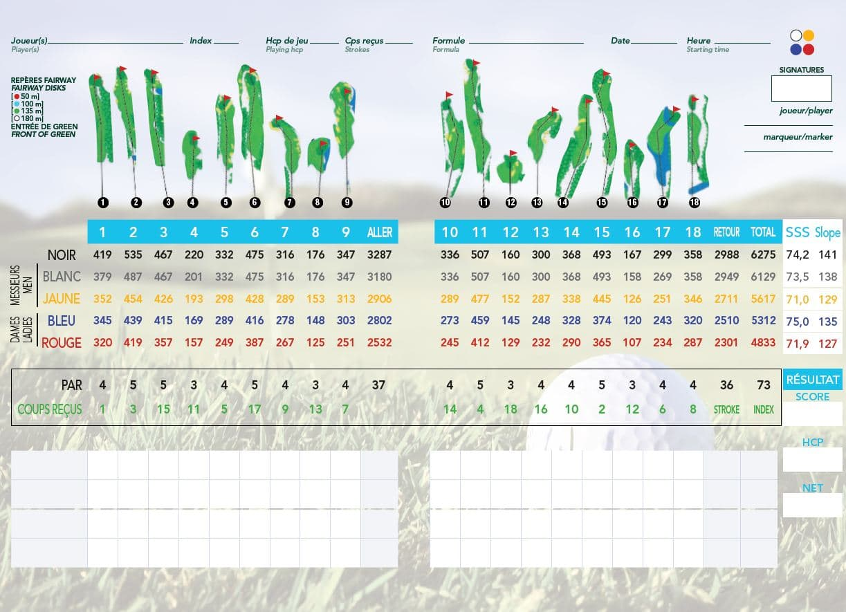 Golf Bluegreen Savenay