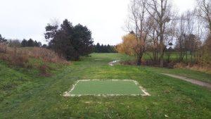 Départ golf Saint Aubin