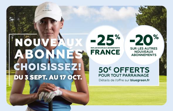 Golf Bluegreen l'Ailette